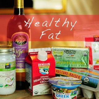 Eat Fat to loose Fat, that's right! You heard me correctly…… :)