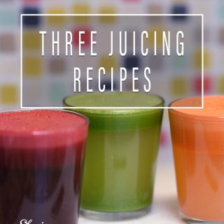 3 Nutrition Rich Juices to Make!