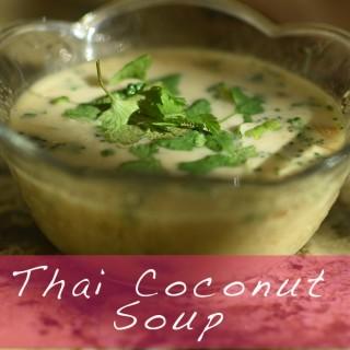 Thai Vegetable Coconut Soup