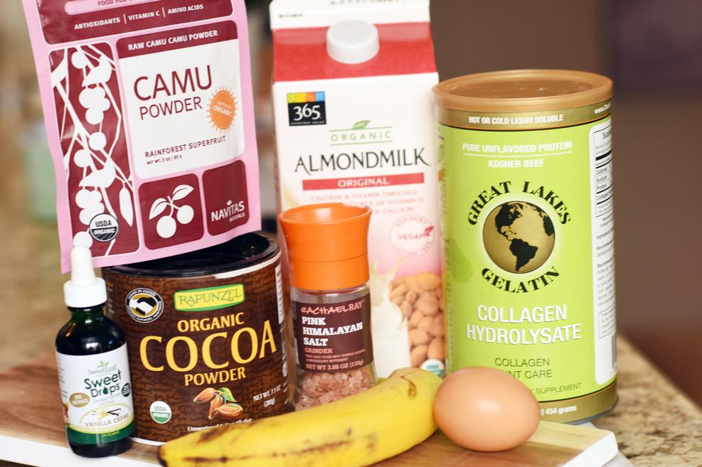 sheri-glows-breakfast-smoothies-banana-chocolate-power-smoothie-ingredients