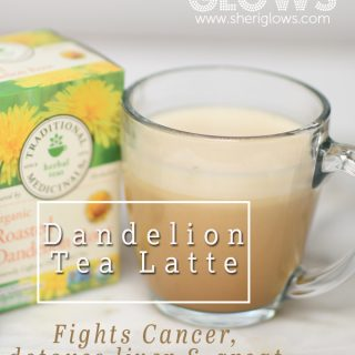 Dandelion Tea Latte – Simply Indulgent!