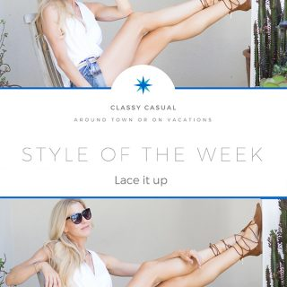 Style of the Week – Casual Elegance