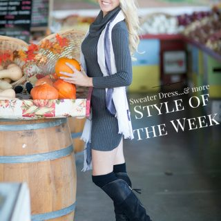 Style of the Week – Fall Fashion