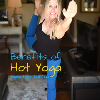 Be kind to yourself with Heated Yoga